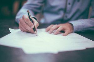 Reclamar por escrito. Las hojas de reclamaciones